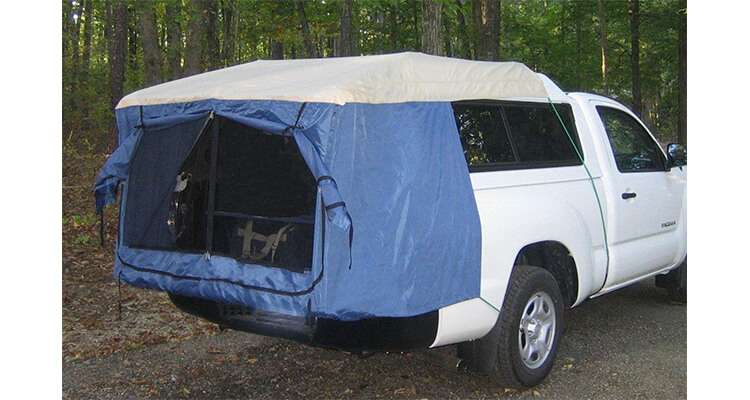 Mid Size SUV Camper Top Tent