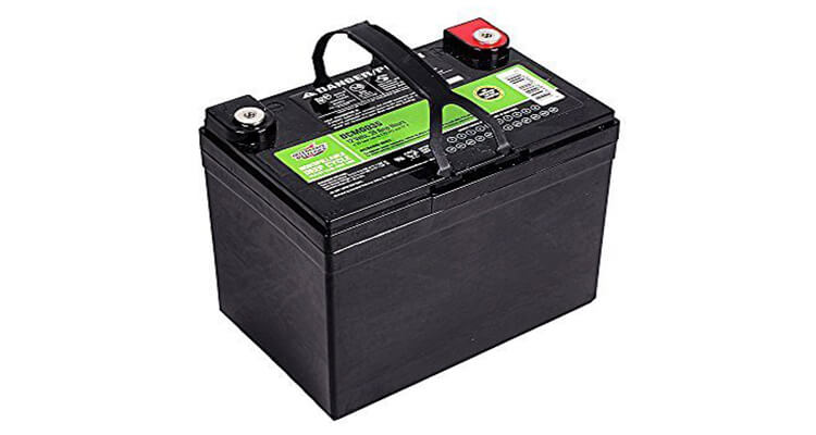 Sealed Lead Acid AGM Deep Cycle Battery DCM0035