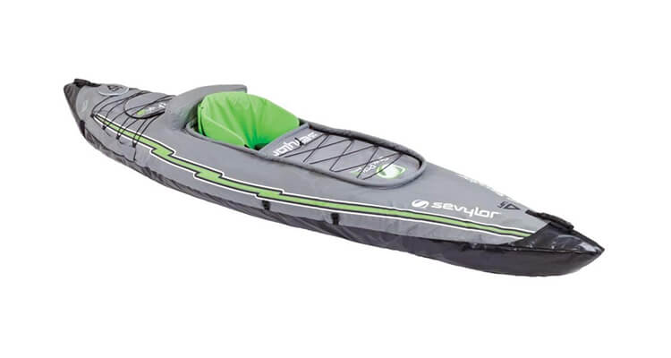 Sevylor Quikpak K5 1 Person Kayak