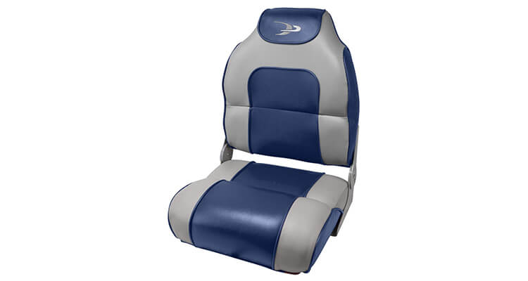 Wise High Back Boat Fishing Boat Seats With Logo