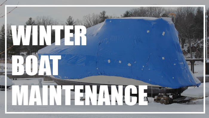 Winter Boat Maintenance Tips